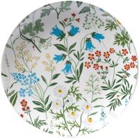 Тарелка столовая мелкая Белбогемия Соната. Летний луг 060 / 89454 -