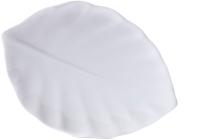 Тарелка столовая мелкая Белбогемия Лист 4572-8 / 90755 -