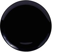 Тарелка столовая мелкая Luminarc Diwali Black P0786 / 88308 -