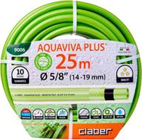 Шланг поливочный Claber Aquaviva Plus 5/8