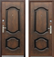 Входная дверь Юркас Kaiser K550 (86x205, левая) -