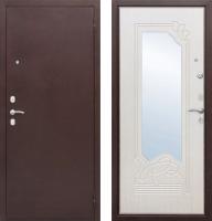 Входная дверь Йошкар Ампир Белый ясень (86x206, правая) -