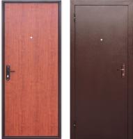 Входная дверь Гарда Стройгост 5 Рустикальный дуб (96x205, левая) -