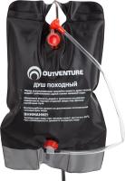 Походный душ Outventure IE806-99 (черный) -