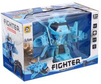 Радиоуправляемая игрушка Sima-Land Робот-трансформер Вертолет / 4502175 -