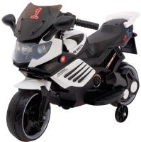 Детский мотоцикл Sima-Land Спортбайк / 4650203 (белый) -