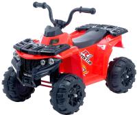 Детский квадроцикл Sima-Land Квадрик / 4650193 (красный) -