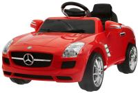 Детский автомобиль Sima-Land Mercedes-Benz SLS / 2570306 (красный) -