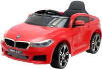 Детский автомобиль Sima-Land BMW 6 Series GT / 4351827 (красный) -