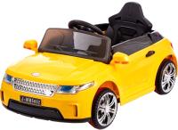 Детский автомобиль Sima-Land Эвог / 2619137 (желтый) -