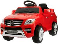 Детский автомобиль Sima-Land Mercedes-Benz ML 350 / 2570303 (красный) -