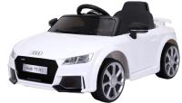 Детский автомобиль Sima-Land Audi TT RS / 2621038 (белый) -