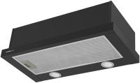Вытяжка скрытая HOMSair Flat 60 (черный) -