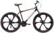 Велосипед Bravo Hit 26 D FW 2020 (18, черный/оранжевый/белый) -