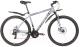 Велосипед STARK Indy 29.1 D 2020 (20, серый/черный/белый) -