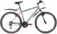 Велосипед STARK Outpost 26.2 V 2020 (20, коричневый/синий/черный) -