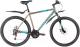 Велосипед STARK Outpost 26.2 D 2020 (20, коричневый/синий/черный) -