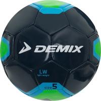 Футбольный мяч Demix DF150-M1 (р-р 5, синий) -