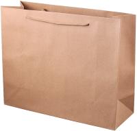 Пакет подарочный Darvish DV-11299 (крафт) -