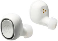 Наушники-гарнитура Audio-Technica ATH-CK3TW (белый) -