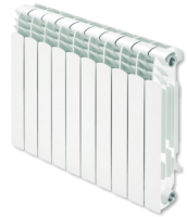 Радиатор алюминиевый Ferroli Proteo HP 600 (12 секций) -