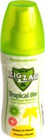 Спрей от насекомых ZIG ZAG Tropical репеллент с ароматом герани (100мл) -