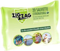 Салфетки от комаров ZIG ZAG С репелентом (20шт) -