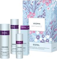 Набор косметики для волос Estel Vedma шампунь 25мл+маска 200мл+масло-эликсир 50мл -