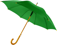 Зонт-трость SunShine Arwood 8003.04 (дерево/зеленый) -