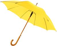 Зонт-трость SunShine Arwood 8003.06 (дерево/желтый) -