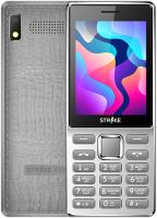 Мобильный телефон Strike F30 (серый) -
