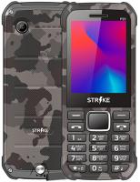 Мобильный телефон Strike P20 (зеленый) -