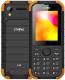 Мобильный телефон Strike R30 (черный/оранжевый) -