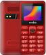 Мобильный телефон Strike S10 (красный) -