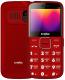 Мобильный телефон Strike S20 (красный) -