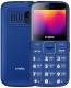 Мобильный телефон Strike S20 (синий) -