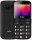 Мобильный телефон Strike S20 (черный) -