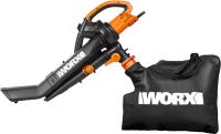 Воздуходувка Worx WG505E -