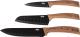 Набор ножей Maku Kitchen Life 309894 (3шт) -