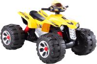 Детский квадроцикл Farfello JS318 (желтый) -