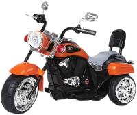 Детский мотоцикл Farfello TR1501 (оранжевый) -