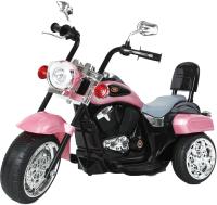 Детский мотоцикл Farfello TR1501 (розовый) -