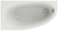 Ванна акриловая Aquatek Дива 160x90 L (с каркасом) -