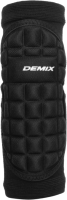 Налокотник защитный Demix DEL01999M (M, черный) -