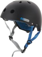 Защитный шлем Reaction S17REP6BQS/S17ERERP006-BQ (S, черный/голубой) -