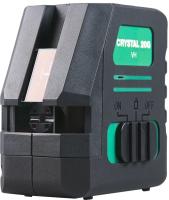 Лазерный нивелир Fubag Crystal 20G VH Set / 31627 (зеленый луч) -