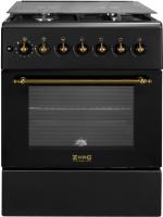 Плита газовая Zorg Technology G T-LUX 60x60 RST BL -