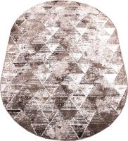 Ковер Белка Лайла Де Люкс Овал 15850 10842 (1.4x1.9) -
