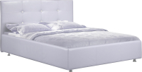 Двуспальная кровать ФорестДекоГрупп Софи 200x160 (белый) -