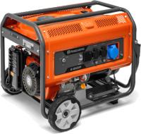 Бензиновый генератор Husqvarna G 8500P (967 86 35-02) -